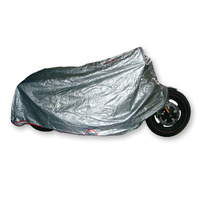 Motorbike Cover Harley fits Davidson Tourer with Bags Screen