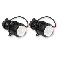 GENUINE HSV FOG LAMPS HSV VE GTS MALOO CLUBSPORT R8 E1 LOWER ONLY - PAIR