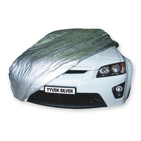 Car Cover Water Resistant Large 4x4 4WD fits up to 4.9m