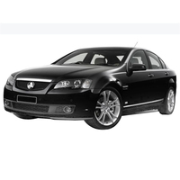 Genuine Holden Moulding Bonnet Chrome Trim for Series 1 Only VE SS SSV SV6 Calais Omega Berlina - Chrome Moulding Only