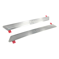Genuine Holden Scuff Sill Plates with Lion Emblem Front ZB LT RS RS-V VXR Calais