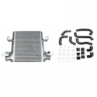 "PERFORMANCE INTERCOOLER & PIPE KIT FG MK1 MK2 MKII G6E FPV F6 TURBO FALCON ""BIG"""