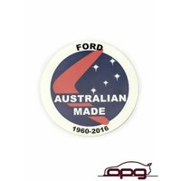 DECAL Australian made Ford 1960-2016 Ford Falcon XA XB XC XD XE XF