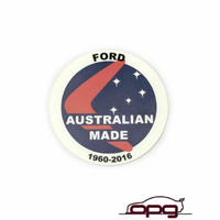 DECAL Australian Made - Made for Ford 1960 1961 1962 1963 1964 Ford Falcon XK XL XM XP
