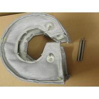 Turbo Blanket / Bag for TA45 GT40 42 46 47 Silver