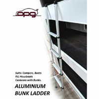 Caravan Motorhome Step Bunk Ladder Portable RV Accessories Camper Van 1540 High