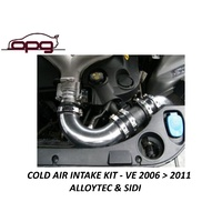 Cold Air Intake Kit VE V6 Alloytec & Sidi to 2011 Thunder SV6 Calais Omega Berl