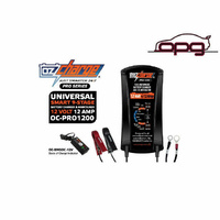 Oc-Pro1200 OzCharge Pro Series 12Volt 12 Amp 9-Stage Battery Charger Maintainer