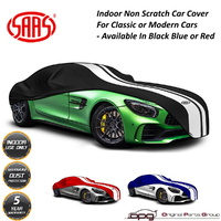 Indoor SAAS Classic Car Indoor Cover for Ford BA BF FG FG-X FPV Ute Soft Fleece