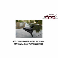 Antenna / Aerial Short Stubby Bee Sting for 40mm Ford 2019> PX3 Ranger Raptor 40mm