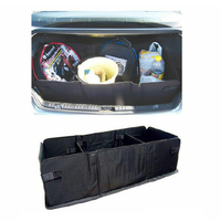 Collapsible Travelling Boot Trunk Wagon Organiser/Organizer Size: 99 X 49 X 25cm