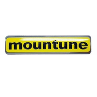 Genuine Ford Mountune Badge for Focus Fiesta VCA6Z9942528A Front or Rear Authentic