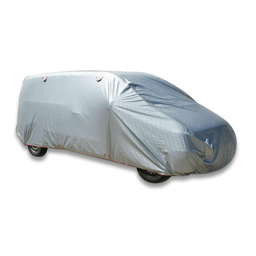 VAN COVER STORMGUARD FULLY WATERPROOF NON SCRATCH SOFTLINED FITS TOYOTA TARAGO UP TO 5.2 METERS