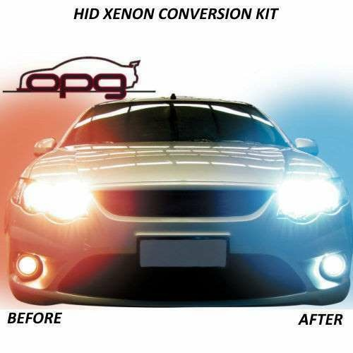 XENON HID 6000K H4 HI/LOW BEAM KIT FORD BA BF FG XR6 XR8 FPV GT F6
